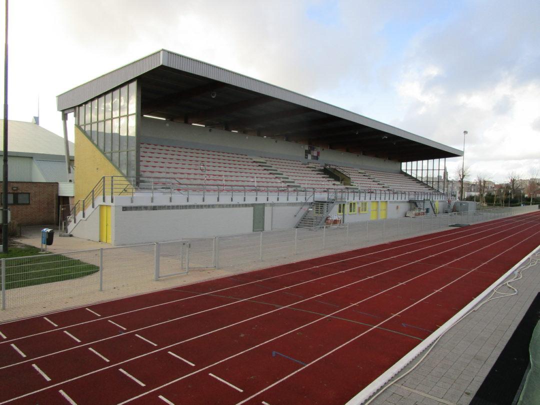 Referentie Tribune Sport Vlaanderen