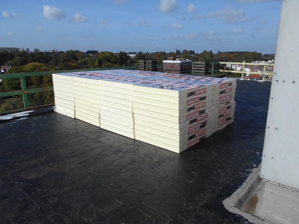 Platte daken, Jan Van Ruusbroeck, Strombeek – fase 1