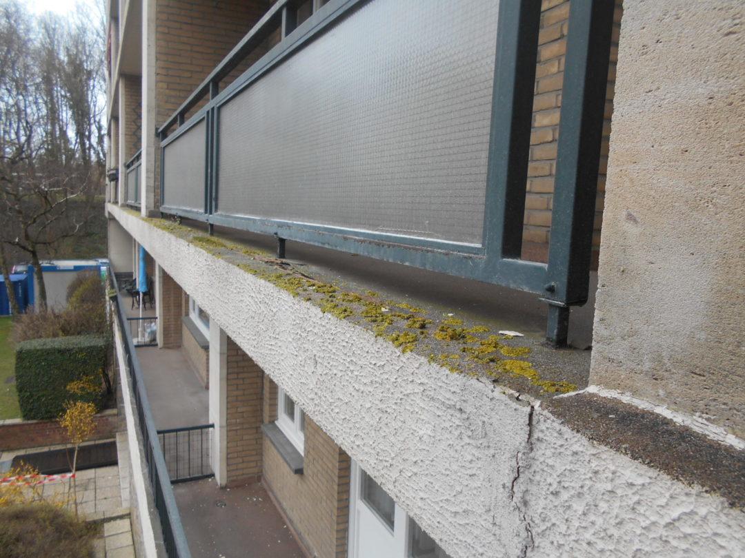 Balkons, Residentie Andorra Monaco, Woluwe