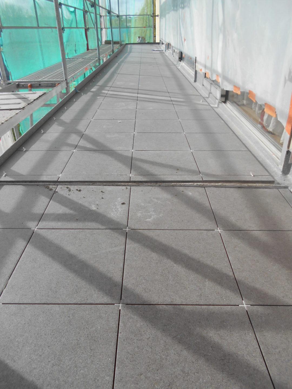Balkons, Residentie Magnolia, Schaarbeek
