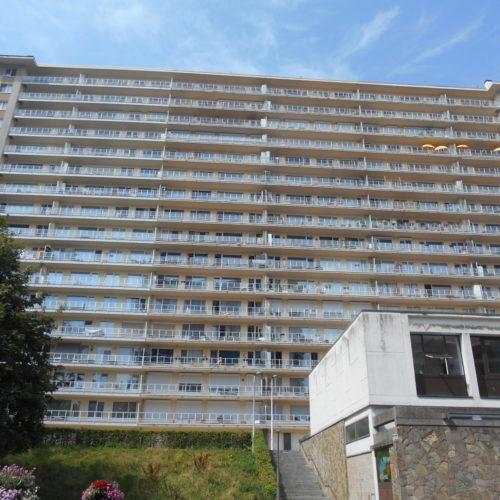 Balkons, Residentie Vives 10, Anderlecht